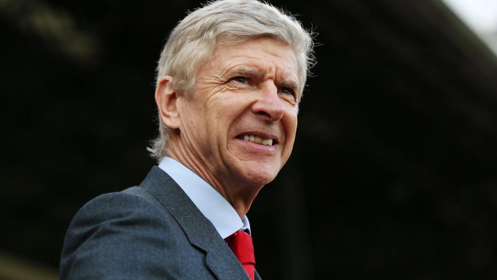 Arsène Wenger, meneja wa Arsenal.