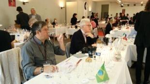 João Carlos Taffarel, técnico da Embrapa Uva e Vinho e diretor de Espumantes da Associação Brasileira de Enólogos.