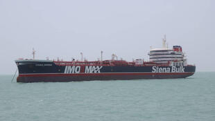 Navio petroleiro britânico Stena Impero continua detido pelas autoridades iranianas.