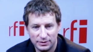 Yannick Jadot, eurodéputé et porte-parole d'Eva Joly.