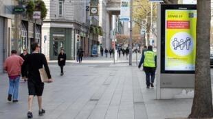 Covid-19 en Irlande: encore plus de restrictions en raison de la troisième vague