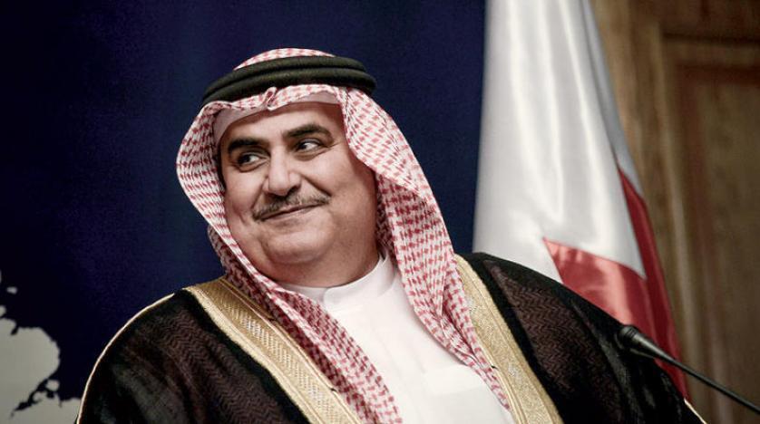 خالد بن احمد آل خلیفه وزیر امور خارجۀ بحرین