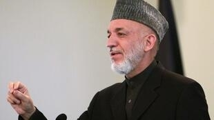 Afghan President Hamid Karzai says US talks with the Taliban have started