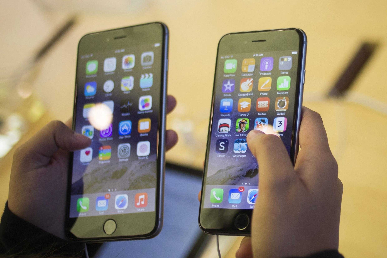 ទូរស័ព្ទ iPhone