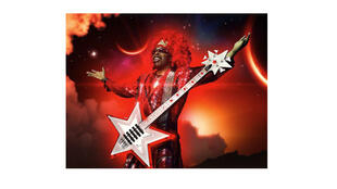 Bootsy Collins.