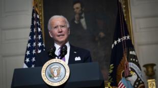 Covid-19 aux États-Unis: face au mécontentement, Biden veut amplifier la vaccination