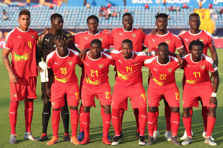 Guiné-Bissau - Jonas Mendes - Futebol - Djurtus - Desporto - CAN 2022 - CAN - Football - Guinée-Bissau