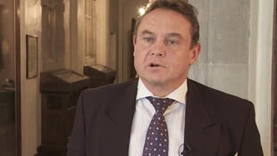 Chief executive of African Consolidated Resources Andrew Cranswick