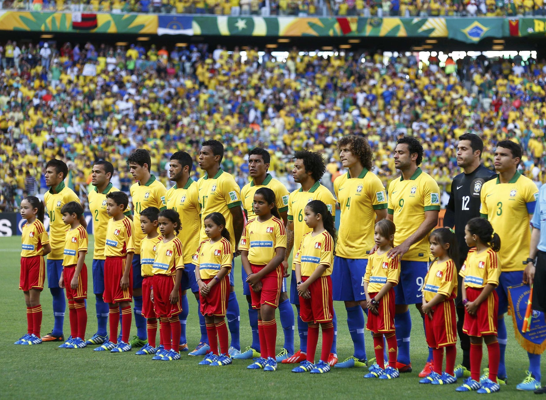 O jogo entre Brasil e México, no dia 19 de junho em Fortaleza