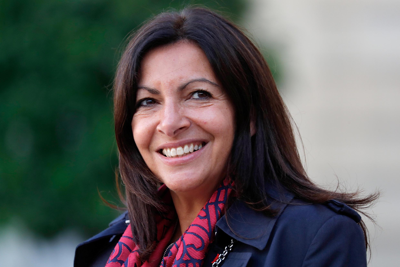 现任社会党籍巴黎市长安娜·伊达尔戈