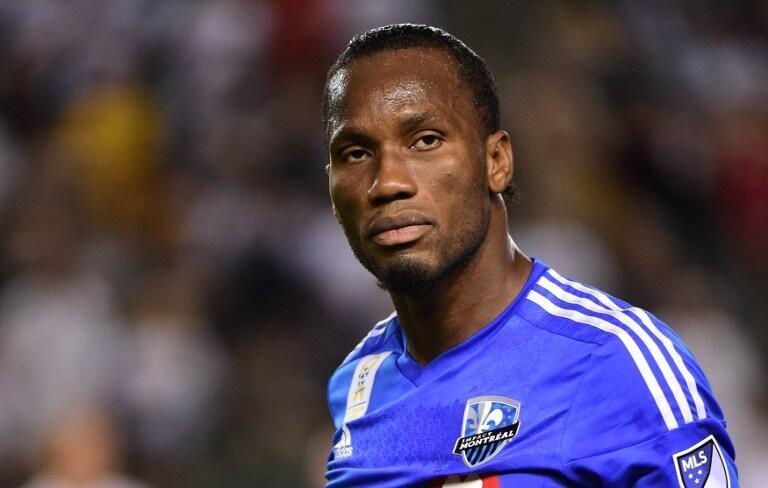 Didier Drogba, shahrarren dan wasan Cote d'Ivoire
