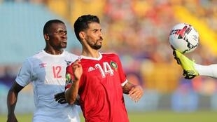 Le Marocain Mbark Boussoufa.
