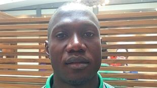 Le Camerounais Jean Tarcisius Batambock.
