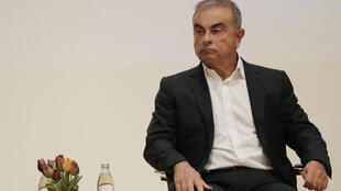 Former Renault-Nissan boss Carlos Ghosn, seen in this September 2020 picture, was grilled by French investigators for five days in Lebanon at hearings described as 'fair' by his lawyers
