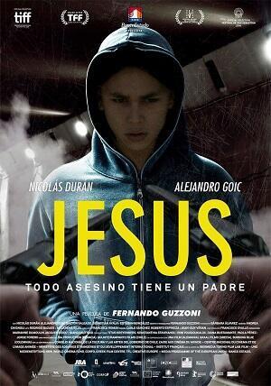 """""""Jesús"""" de Fernando Guzzoni."""