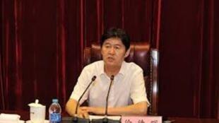 中國國土資源部副部長徐德明