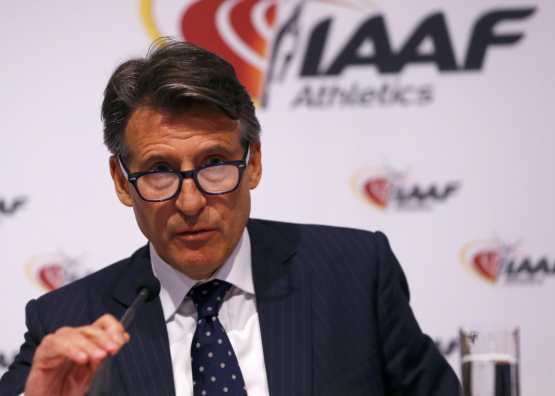 Sebastian Coe, presidente da Federação Internacional de Atletismo (IAAF na sigla em inglês), confirmou a suspensão da delegação russa da modalidade.