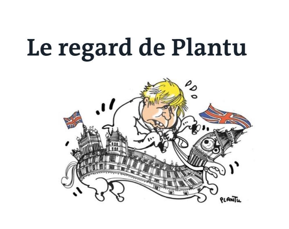 Ảnh chụp màn hình Le Monde ngày 05/09/2019.