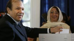 Abdel Aziz Bouteflika ,Shugaban kasar Algeria