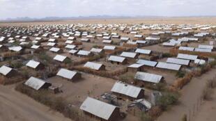 Le camp de Kakuma, au Kenya, rassemble 186 000 personnes ayant fui 19 pays africains