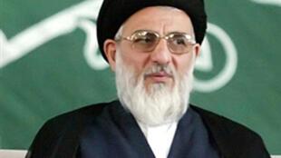 L'ayatollah Mahmoud Hashemi Shahroudi