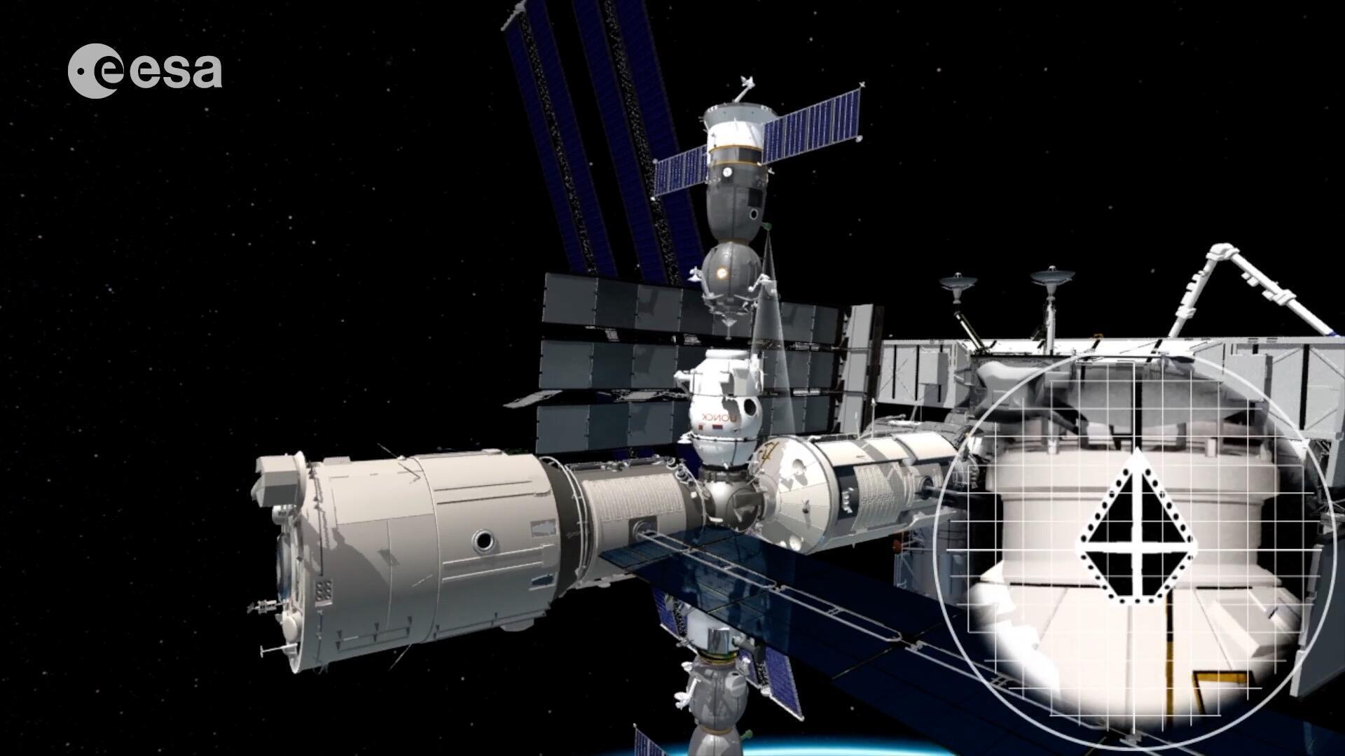 Soyuz-ISS-Docking-1