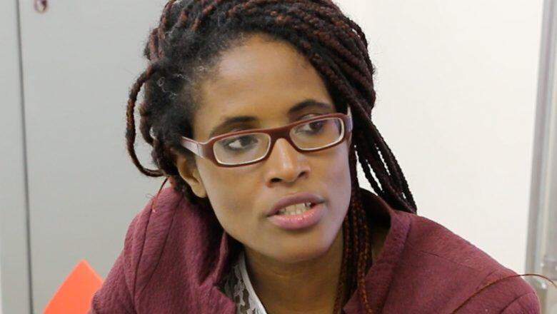 A filósofa e mestra em Filosofia Política pela Universidade Federal de São Paulo (Unifesp), Djamila Ribeiro.