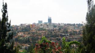 Kigali au Rwanda.