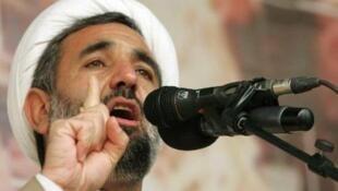 حجت الاسلام مجتبی ذوالنوری، معروف به ذوالنور، رئیس کمیسیون امنیت ملی و سیاست خارجی مجلس شورای اسلامی ایران
