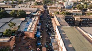 Burkina Faso - Ouagadougou - Marché - 000_8UV7FP