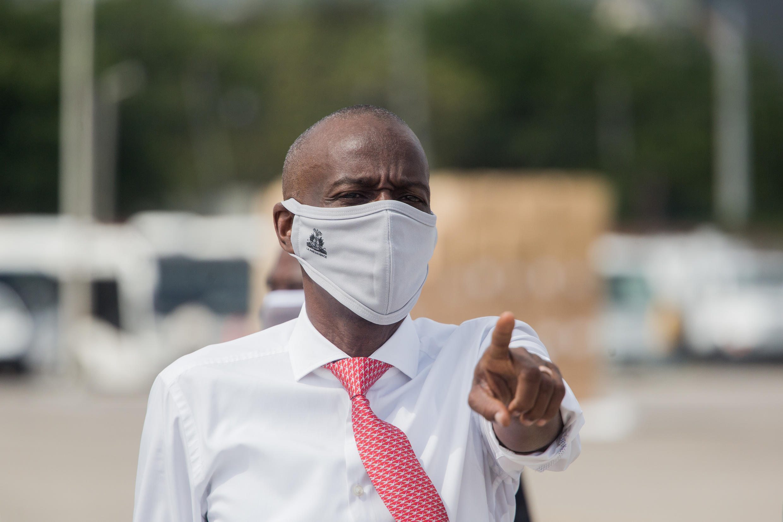 El presidente de Haití, Jovenel Moise, denunció ser víctima de un intento de asesinato, en medio de controversias sobre el cierre de su mandato