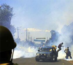 Post-election violence in Nairobi, 2008