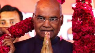 Presidente indiano Ram Nath Kovind desloca-se ao Benim, à Gâmbia e à Guiné Conacri.