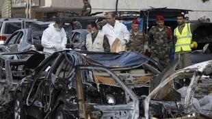 Two suicide bombings occurred near Iran's embassy in Beirut