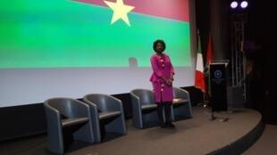 Blandine Sankara, coordinatrice de l'association Yelemani.