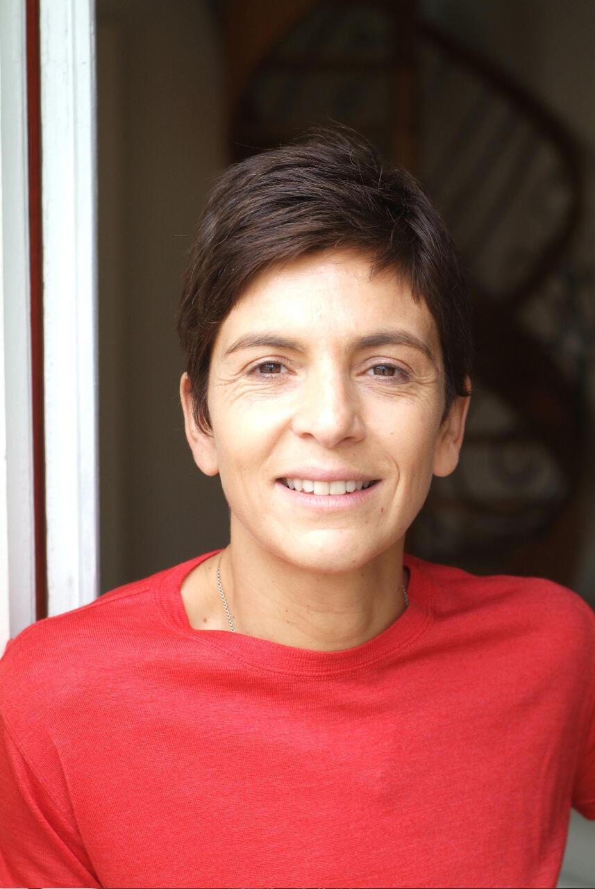 Журналист и писатель Анн Нива
