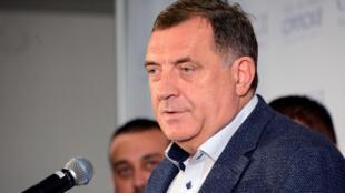 Les élus de l'entité serbe de Bosnie, à commencer par son président Milorad Dodik, ont décidé mercredi 12 février de bloquer le fonctionnement des institutions centrales de la Bosnie. (image d'illustration)