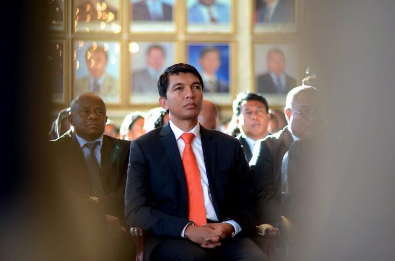 Andry Rajoelina, à la tête de la nouvelle plateforme politique « Avec le président Andry Rajoelina »
