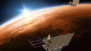 """""""O sonho de Marte é só a ânsia de criar novas fronteiras a serem conquistadas. É exercer a liberdade de deixar o velho mundo atrás e inventar outro destino."""""""