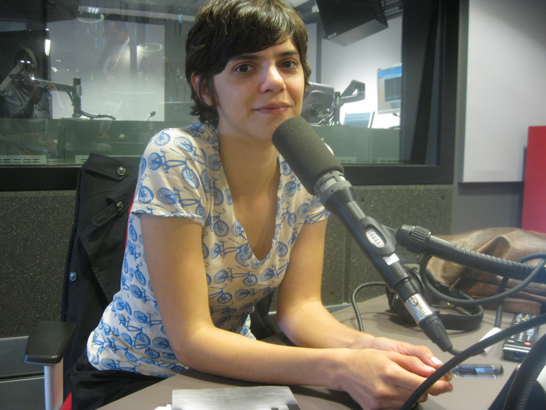 Valeria Luiselli en RFI.