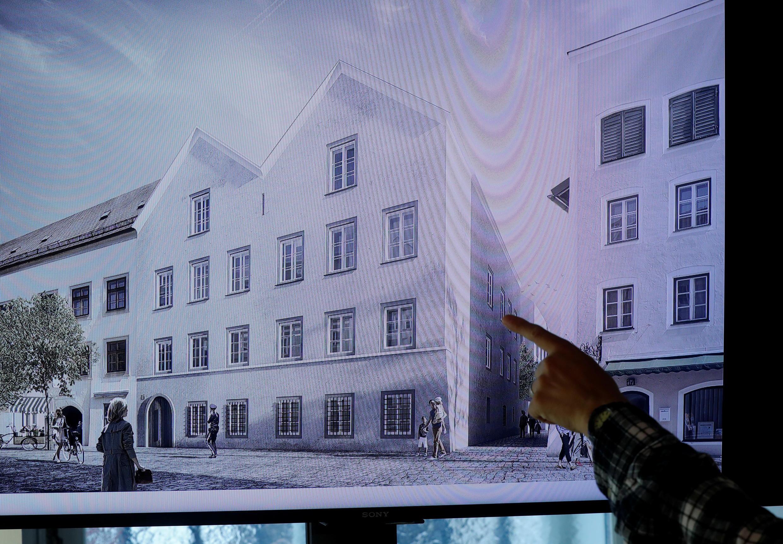 Adolf Hitler - Maison - Autriche