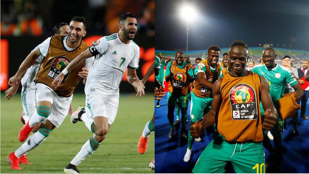 Ce vendredi 19 juillet, l'Algérie affrontera le Sénégal en finale de la CAN 2019.