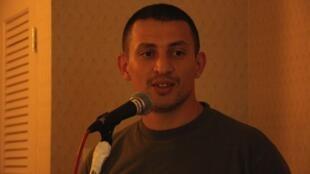 Mohammed en session live, chambre 332