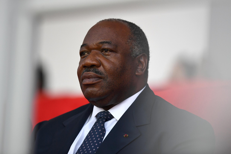 Shugaban kasar Gabon Ali Bongo Odinba a birnin Libreville.