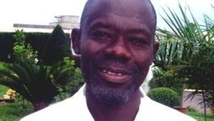 Luís Nancassa, candidato independente às presidenciais guineenses