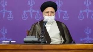 Ebrahim Raïssi, chef du pouvoir judiciaire en Iran