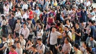中國新的人口統計為13.68億