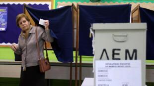 Ce dimanche 4 février, pour le scrutin présidentiel à Chypre, les électeurs doivent départager le président sortant Nicos Anastasiades et son challenger Stavros Malas.