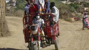 ethiopie fuite conflit tigré refugiés