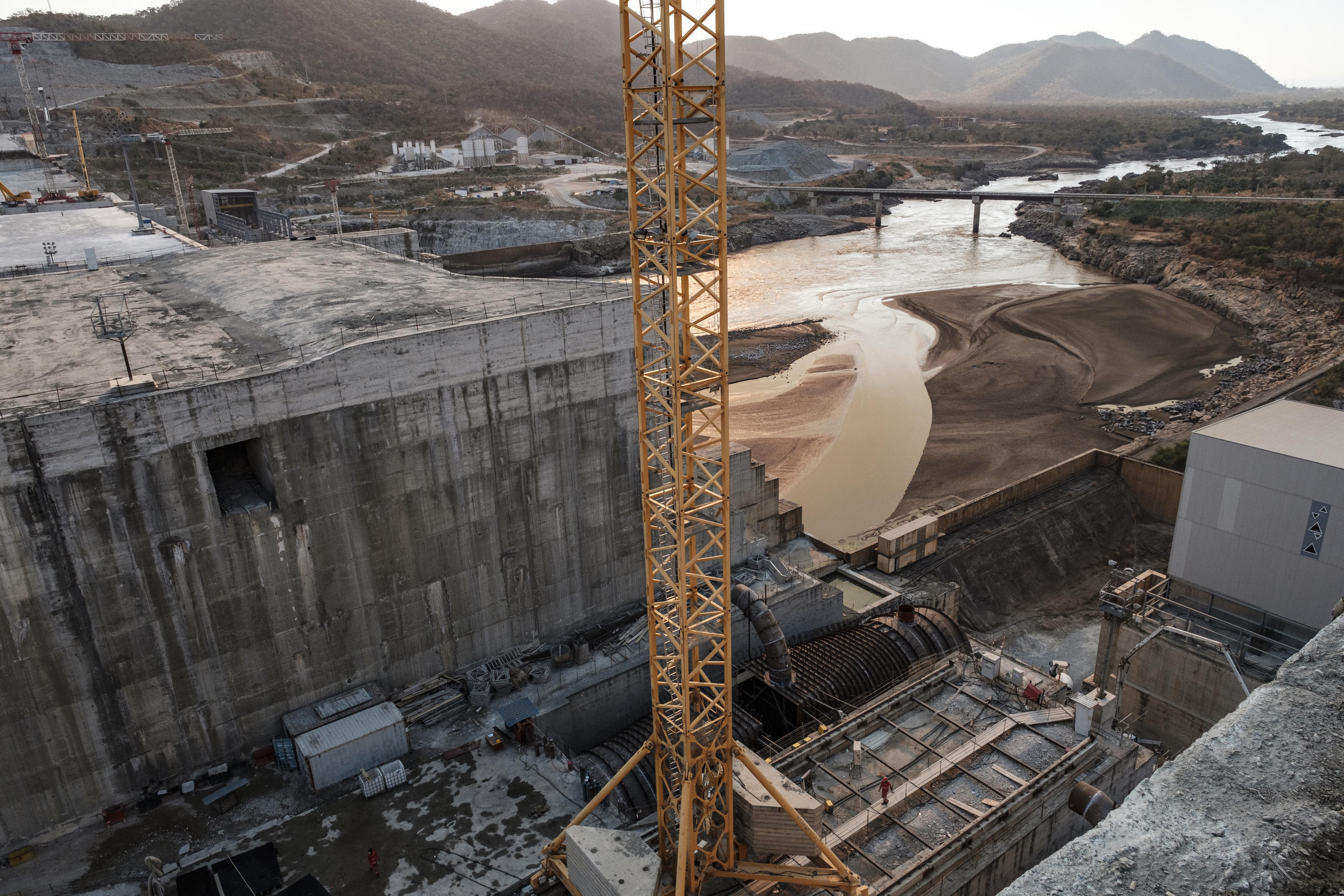 Cairo, Addis Ababa and Khartoum have failed to produce a deal, despite years of talks, over the filling of the Ethiopian dam